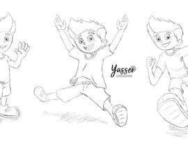 #53 pentru Design a Character / Avatar de către YasserElgazzar