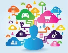 Nro 2 kilpailuun Backround image/animation for home page on new Tech consultancy website käyttäjältä SK813