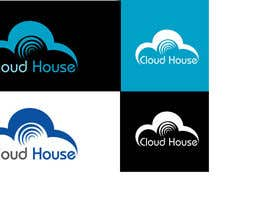 nº 78 pour Logo Design for 'Cloud House' par woow7