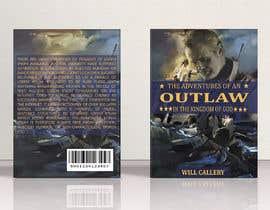 nurpixel tarafından Outlaw Book Cover Rework için no 25