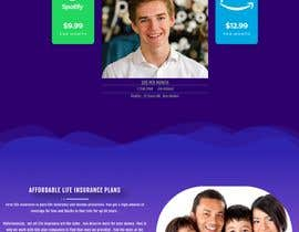 #42 for LANDING PAGE by Talhatlp