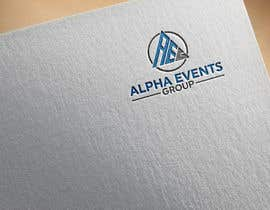 #354 cho Alpha Events Group logo creation bởi tomboy211449