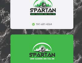 #12 cho design business card for land clearing company bởi tayyabaislam15