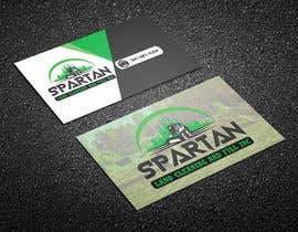 #210 cho design business card for land clearing company bởi jamshedmafia