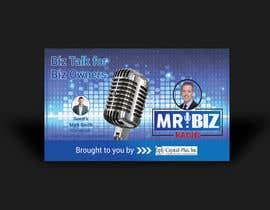 #65 for Create an editable weekly podcast/radio show card af Shobuj1995