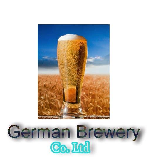 Penyertaan Peraduan #16 untuk Logo for a German Brewery