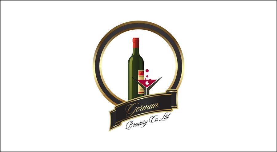 Bài tham dự cuộc thi #                                        24                                      cho                                         Logo for a German Brewery
