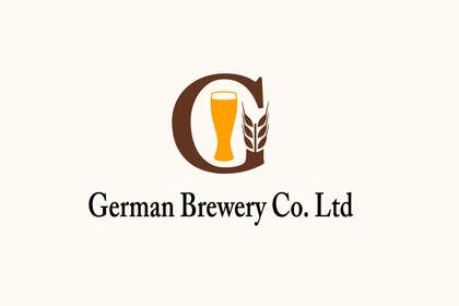 Graphic Design Contest Entry #21 for Logo for a German Brewery