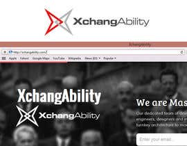 #40 para Logo Design for XchangAbility por commharm