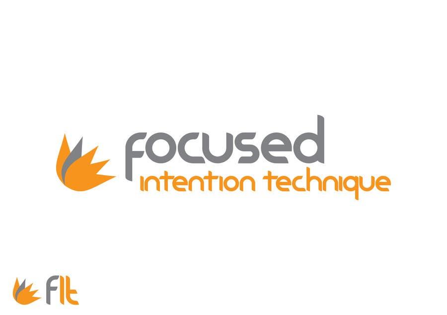 Proposition n°                                        17                                      du concours                                         Logo Design for Focused Intention Technique (FIT)