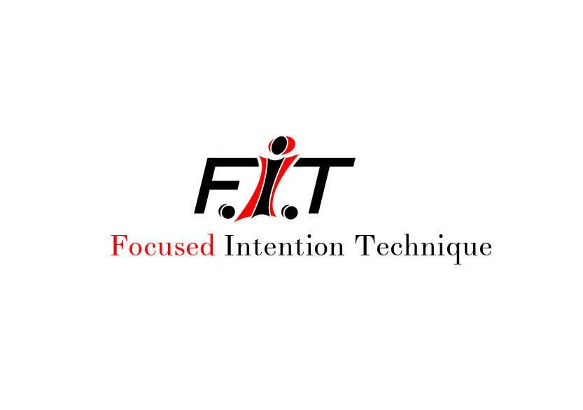 Proposition n°                                        42                                      du concours                                         Logo Design for Focused Intention Technique (FIT)