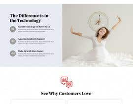 #40 untuk Startup company needs a website design oleh sirajkhan1992