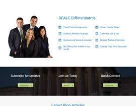 #36 untuk Startup company needs a website design oleh rajbevin