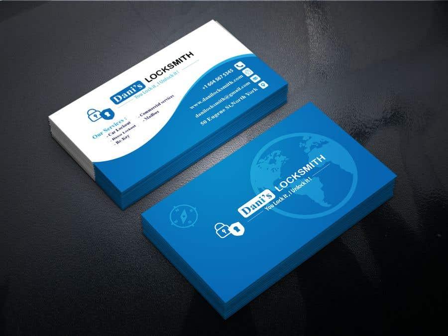 Inscrição nº 118 do Concurso para Logo & Business Card for a Locksmtih