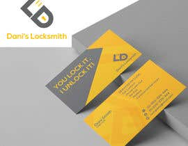 #147 para Logo & Business Card for a Locksmtih por aleaperez