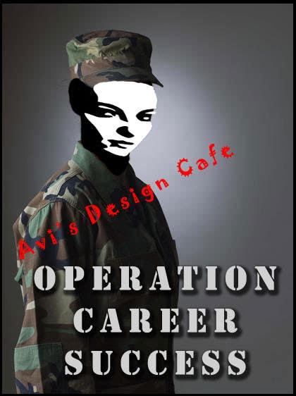 Kilpailutyö #                                        6                                      kilpailussa                                         Logo Design for Operation Career Success