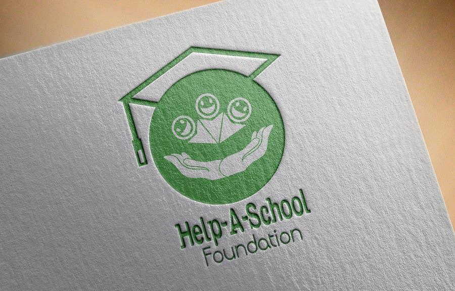 Konkurrenceindlæg #                                        3                                      for                                         Design 3 Logos for Help-A-School Foundation