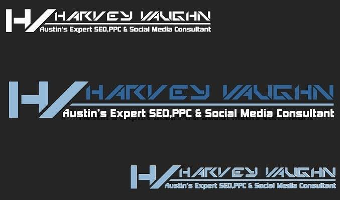Contest Entry #                                        6                                      for                                         Logo Design for Harvey Vaughn - AustinSeoConsultant.com