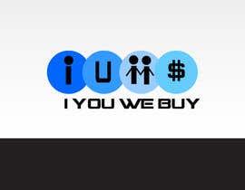 nº 186 pour Logo Design for iyouwebuy (web page name) par pupster321