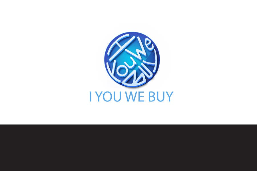Contest Entry #                                        227                                      for                                         Logo Design for iyouwebuy (web page name)
