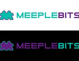 #155 for Logo for MeepleBits by kalart