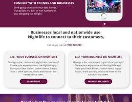 #21 для Mobile App design contest - nightlife App от djace07