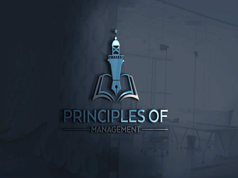 Penyertaan Peraduan #220 untuk Design a logo for my 1st year University management course