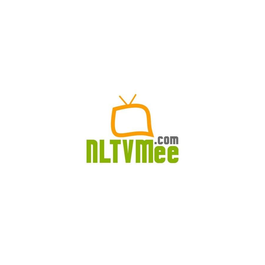 Kilpailutyö #                                        18                                      kilpailussa                                         Logo Design for NLTVMee.com