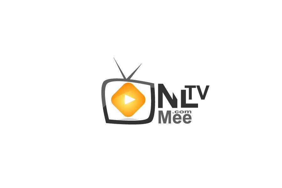 Kilpailutyö #                                        63                                      kilpailussa                                         Logo Design for NLTVMee.com