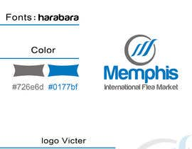 #70 for Design a Logo for International Flea Market af GraphicsXperts