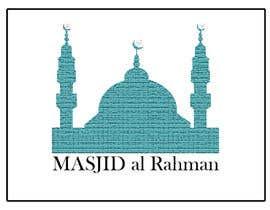 Creative3dArtist tarafından Design a Logo for masjid alrahman için no 28