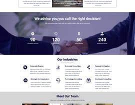 #60 pentru Build me a high converting, fast loading, wordpress website for our law firm de către mhdreamdeveloper