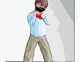 nº 16 pour Illustration, cartoon, caricature par johkots