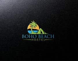 Nro 140 kilpailuun Design Logo for Boho Eco Chic Beach Hostel käyttäjältä kajal015