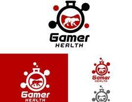 edosivira tarafından Logo and symbol with animation + color scheme for esports health application için no 401