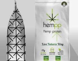 marijaveljkovic tarafından Hemp Protein & Oil Package Design / Labels için no 14