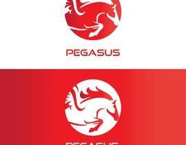 rioandiko tarafından Pegasus Agency logo and illustrations- Logo Agencia Pegasus e ilustraciones için no 39