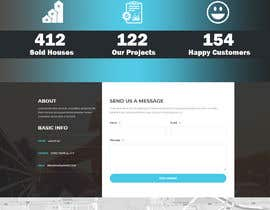 #8 for Design a Home Page UI using photoshop or Adobe XD by ahmadshoaib232