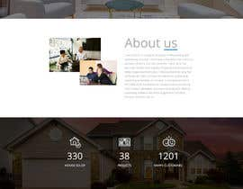 #10 for Design a Home Page UI using photoshop or Adobe XD by Spegati