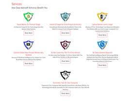 #12 for Design me a website af ai4439276