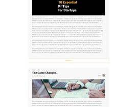 #43 , UX/UI Design - Blog page 来自 AkshaySamarth
