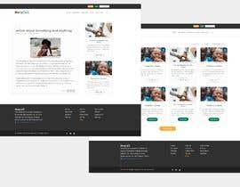 #36 , UX/UI Design - Blog page 来自 BwBest