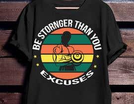 #101 for Health & Wellness T-shirt Design Contest by masudranamomin92