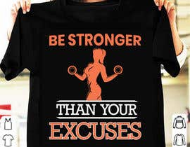#46 for Health & Wellness T-shirt Design Contest by jakiamishu31022