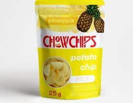 #8 for Potato Chip Bag Design Needed! by mohamedgamalz