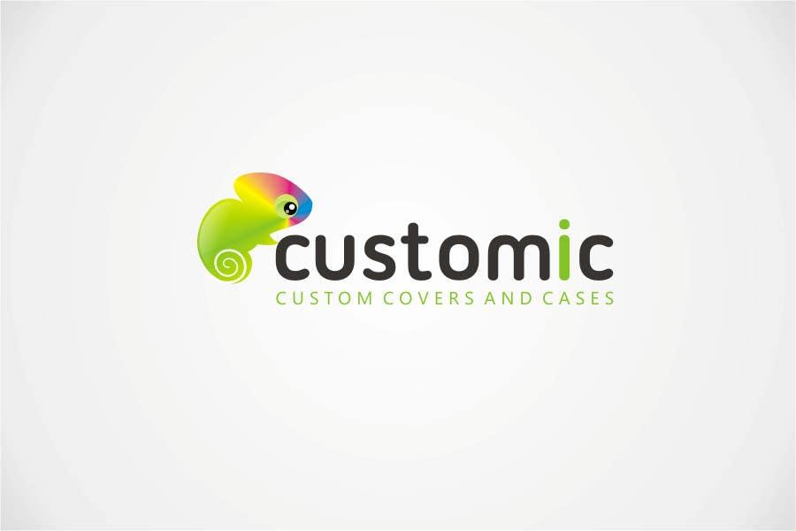 Contest Entry #                                        860                                      for                                         Logo Design for Customic