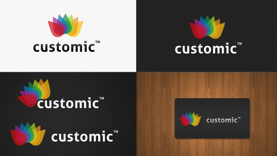 Contest Entry #                                        199                                      for                                         Logo Design for Customic