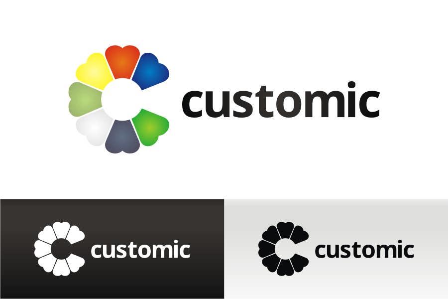 Contest Entry #                                        774                                      for                                         Logo Design for Customic