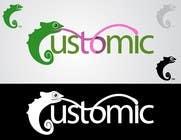 Bài tham dự #842 về Graphic Design cho cuộc thi Logo Design for Customic