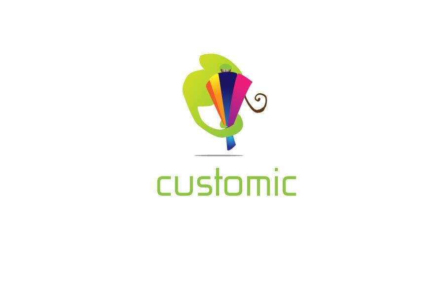 Contest Entry #                                        791                                      for                                         Logo Design for Customic